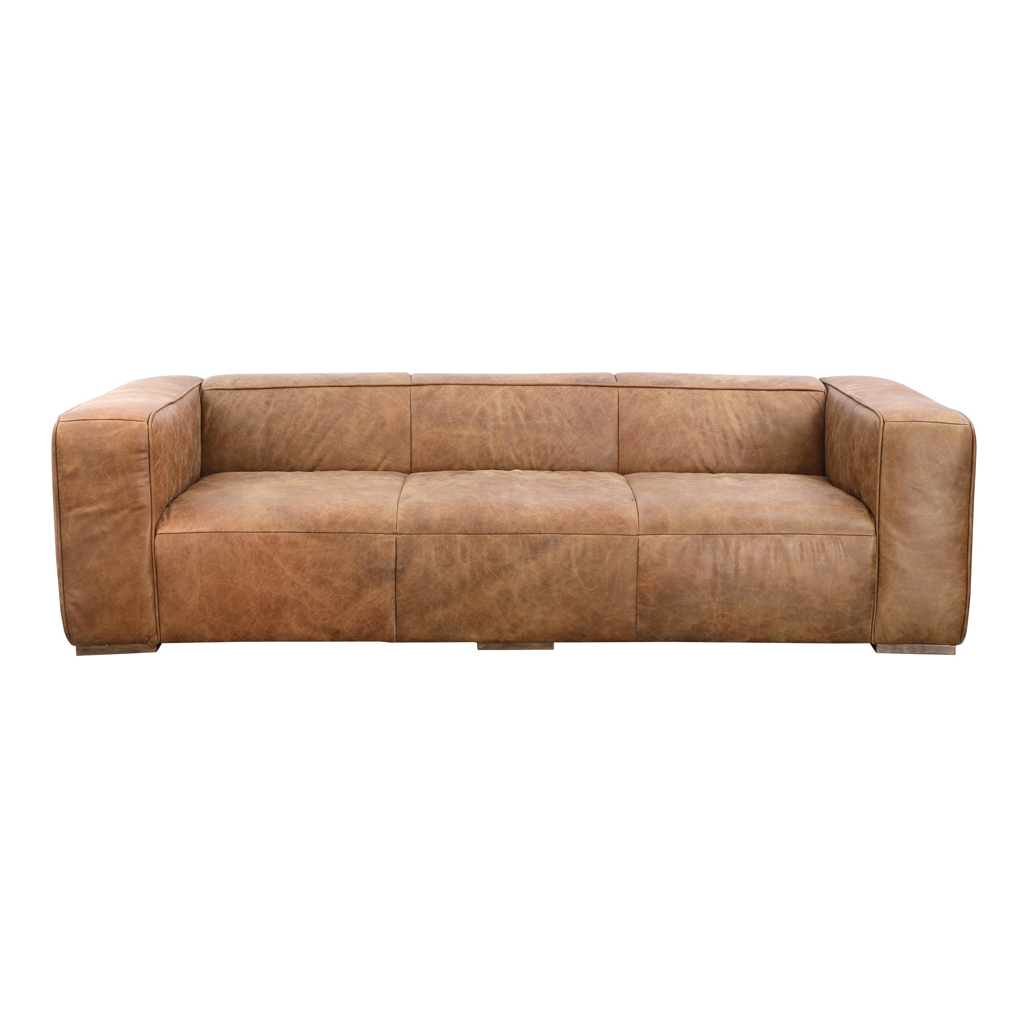 BOLTON SOFA, Brown - Tops-Dress