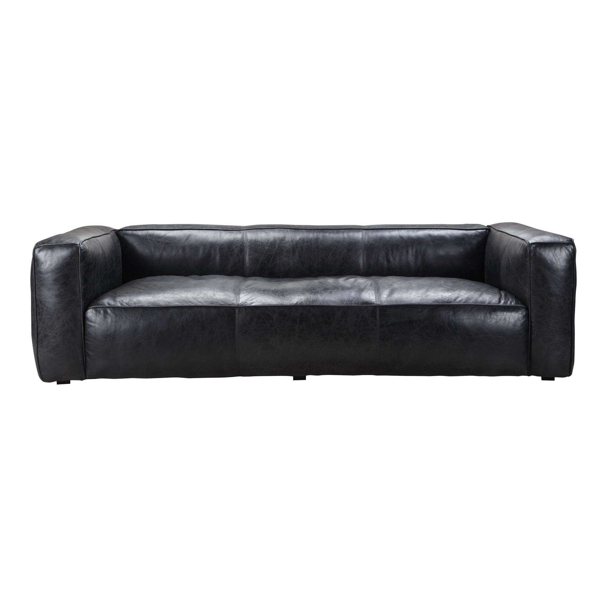 KIRBY SOFA, Black - Tops-Dress