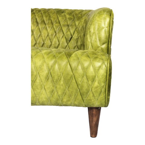 Image of MAGDELAN SOFA, Green - Tops-Dress