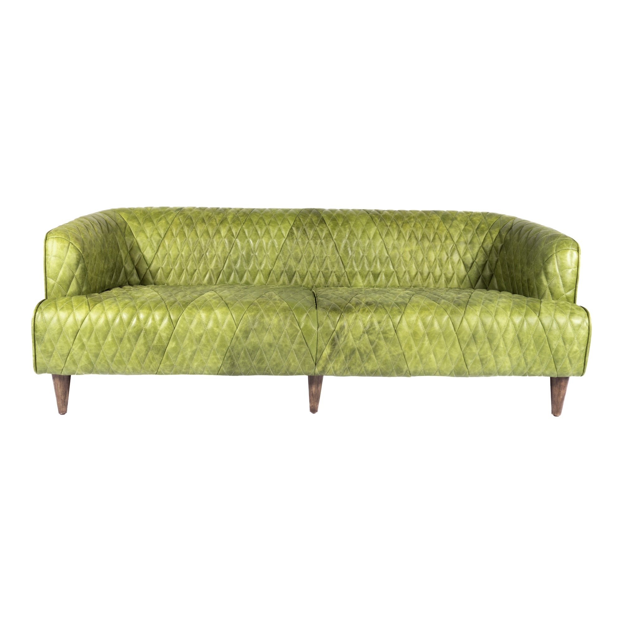 MAGDELAN SOFA, Green - Tops-Dress