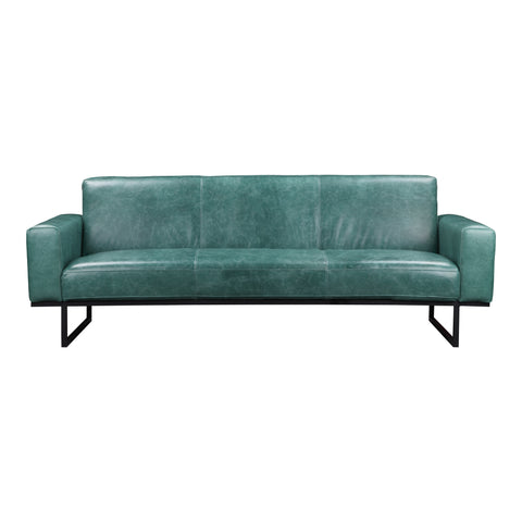 Image of BROCK SOFA, Green - Tops-Dress