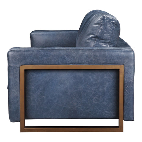 Image of NIKOLY SOFA, Blue - Tops-Dress