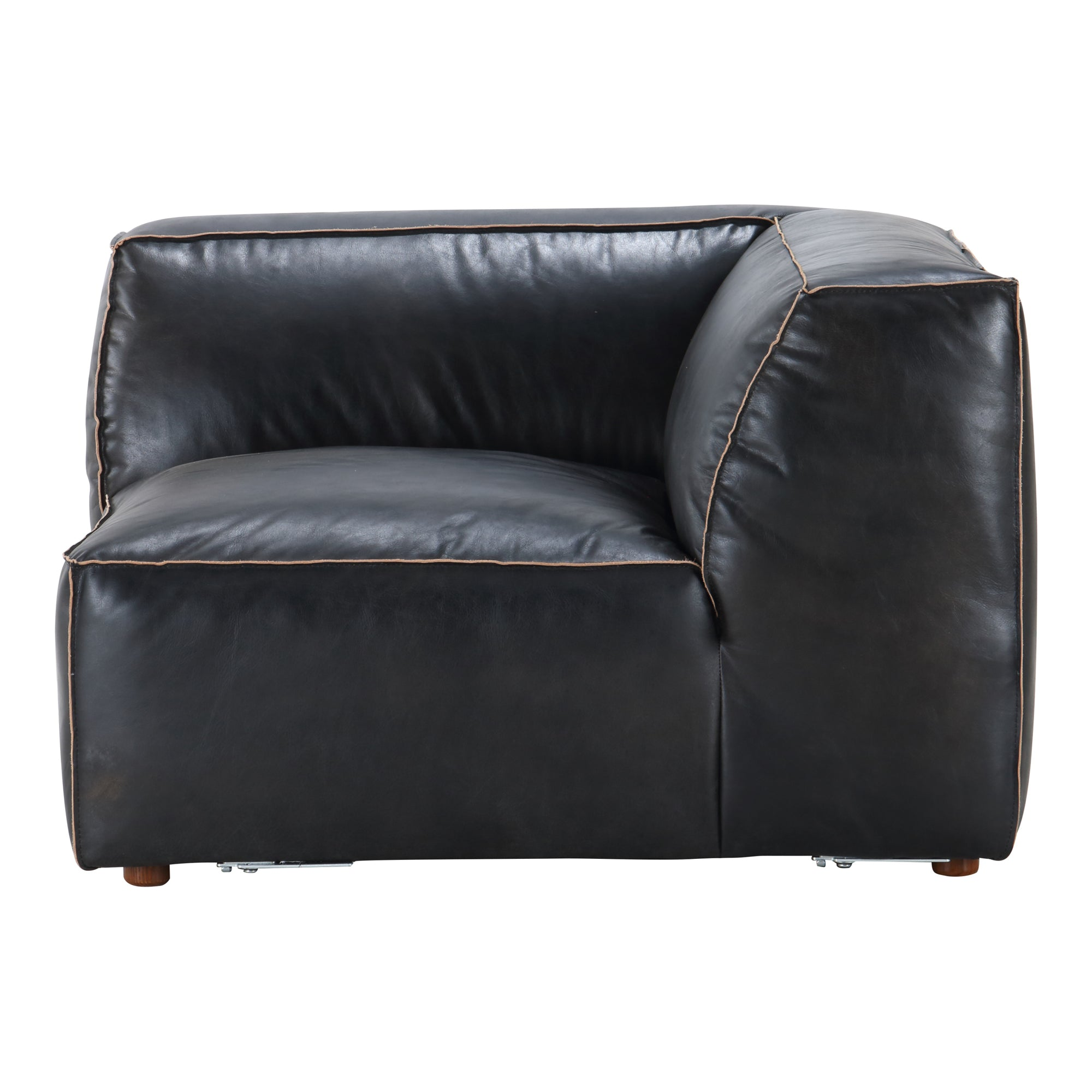 Luxe corner chair, black - Tops-Dress