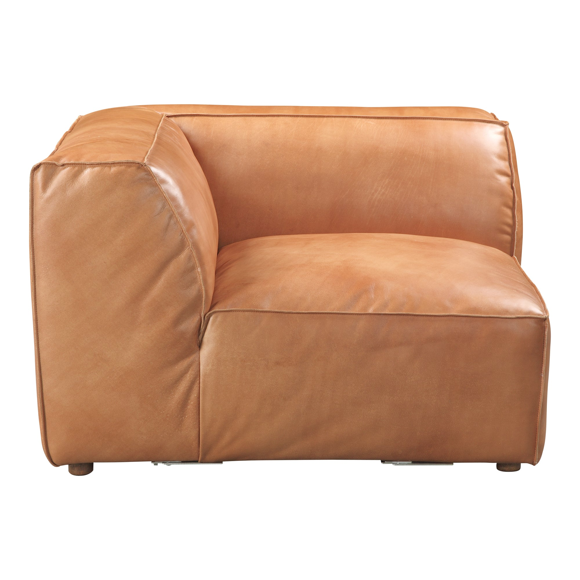 Luxe corner chair, brown - Tops-Dress