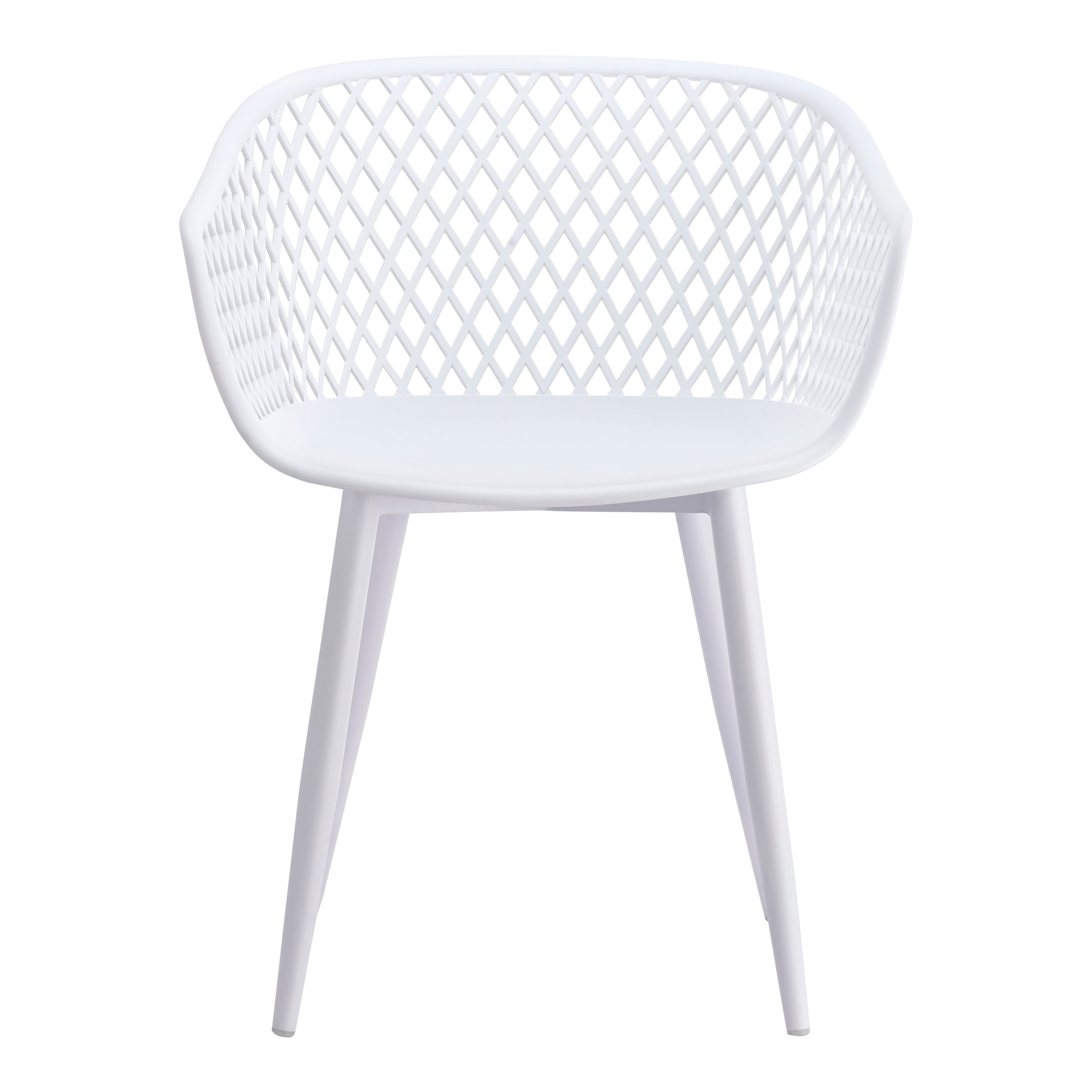 Piazza outdoor chair, white - Tops-Dress