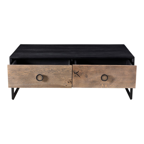 HEATH COFFEE TABLE, Natural - Tops-Dress