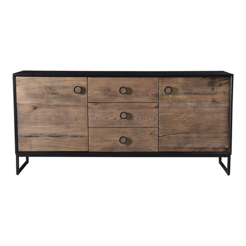 Image of HEATH SIDEBOARD, Natural - Tops-Dress