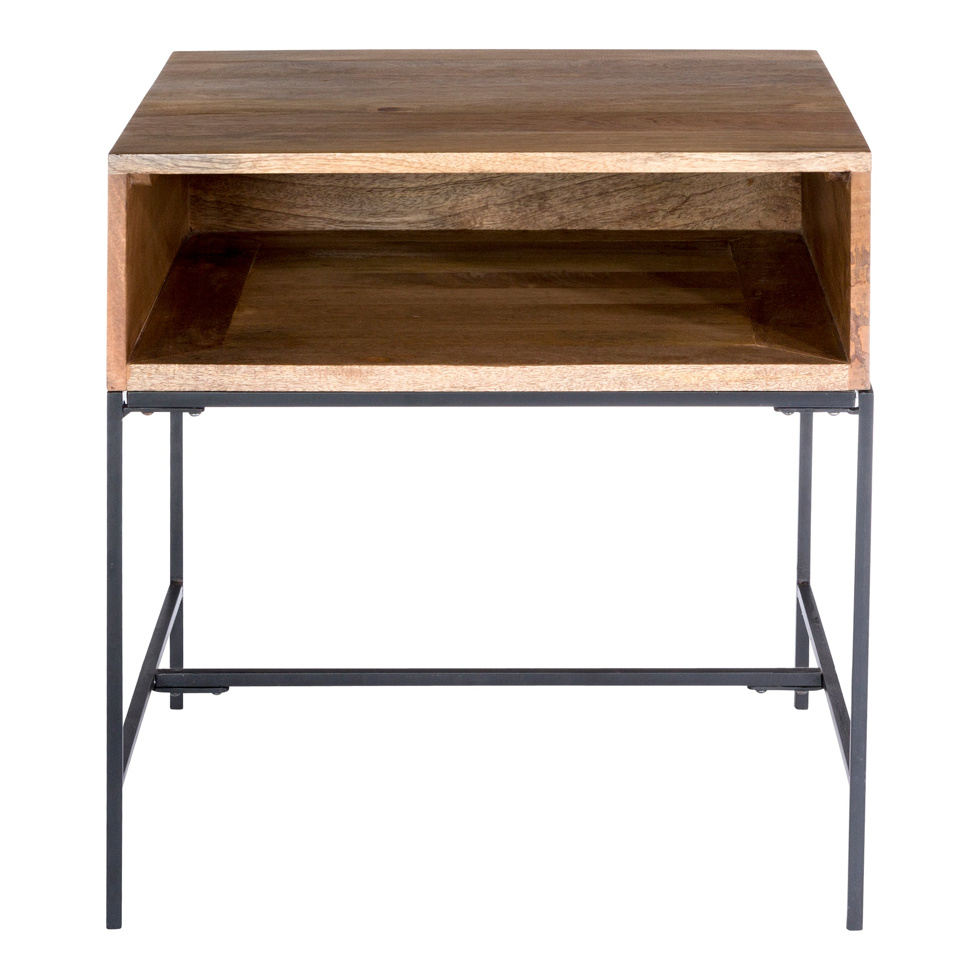 COLVIN SIDE TABLE, Natural - Tops-Dress