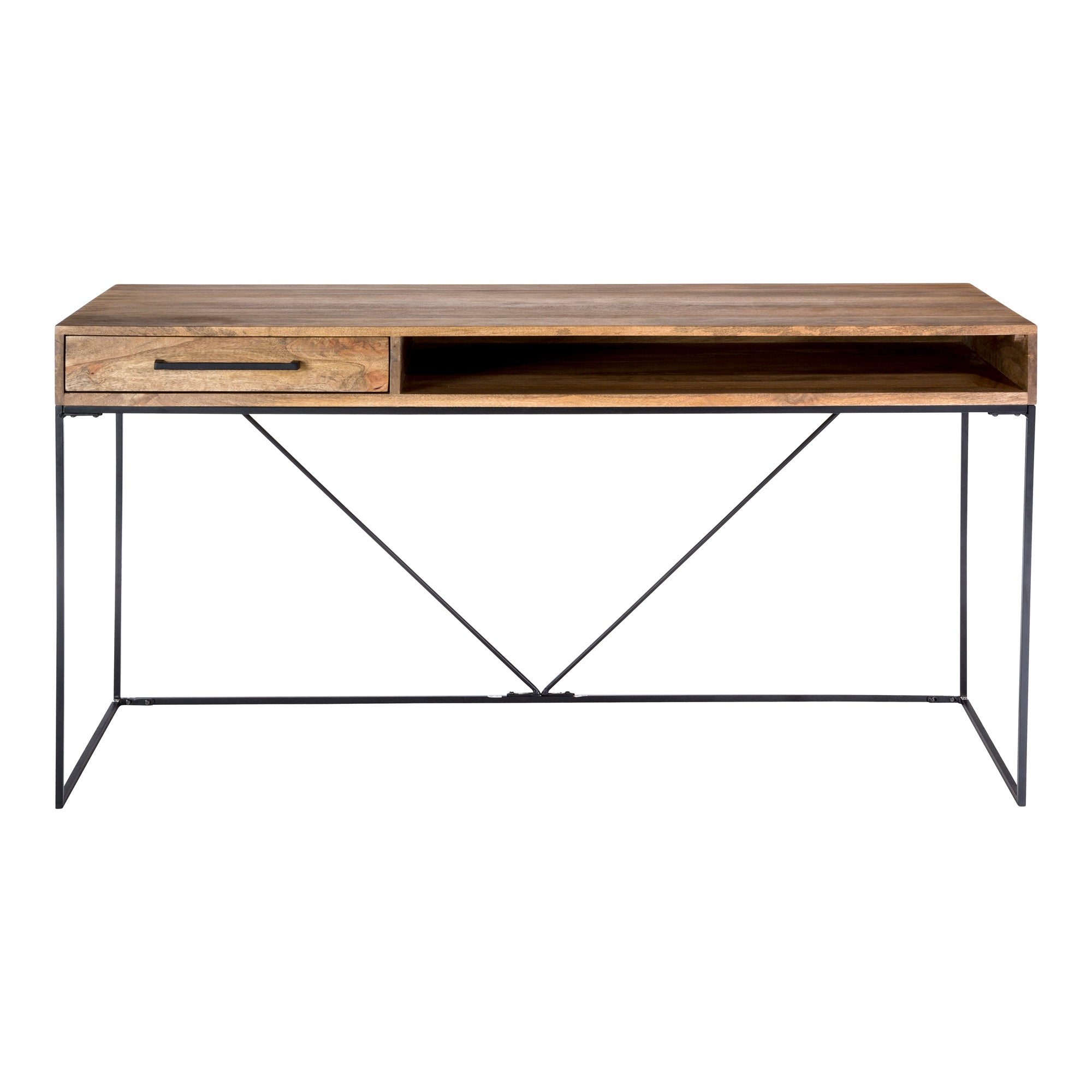 COLVIN DESK, Natural - Tops-Dress