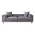 LAFAYETTE SOFA, Grey - Tops-Dress