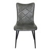 JOSIE DINING CHAIR, Grey - Tops-Dress