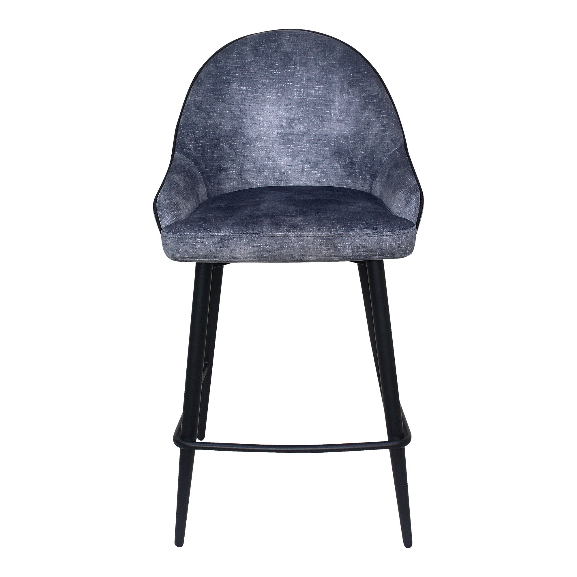 ASTBURY COUNTER STOOL, Grey - Tops-Dress
