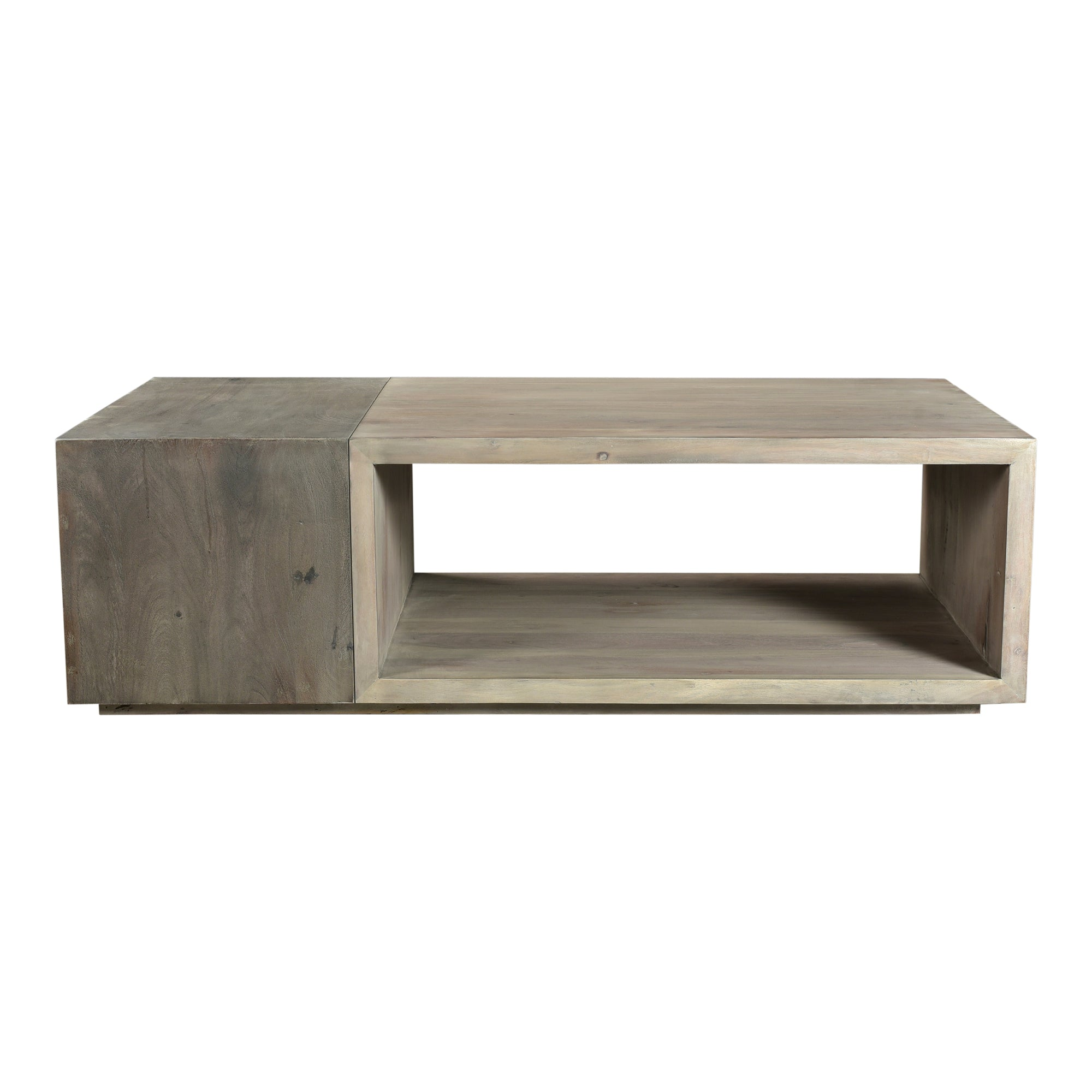 TIMTAM COFFEE TABLE, Grey - Tops-Dress