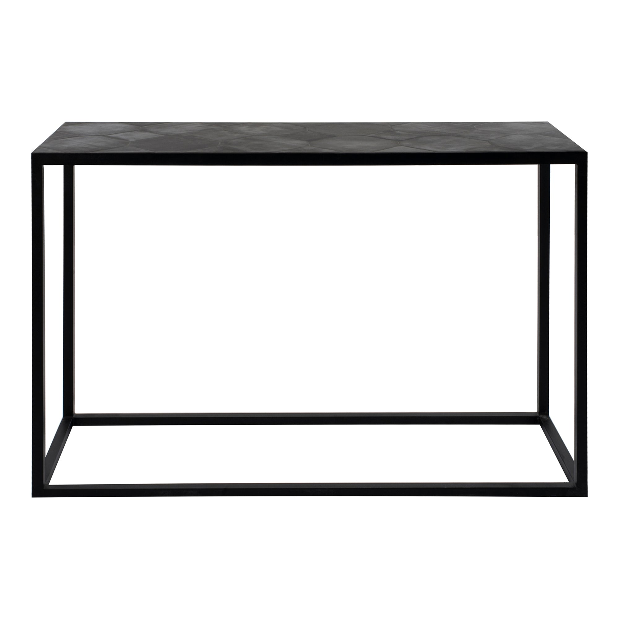 Tyle console table, black - Tops-Dress