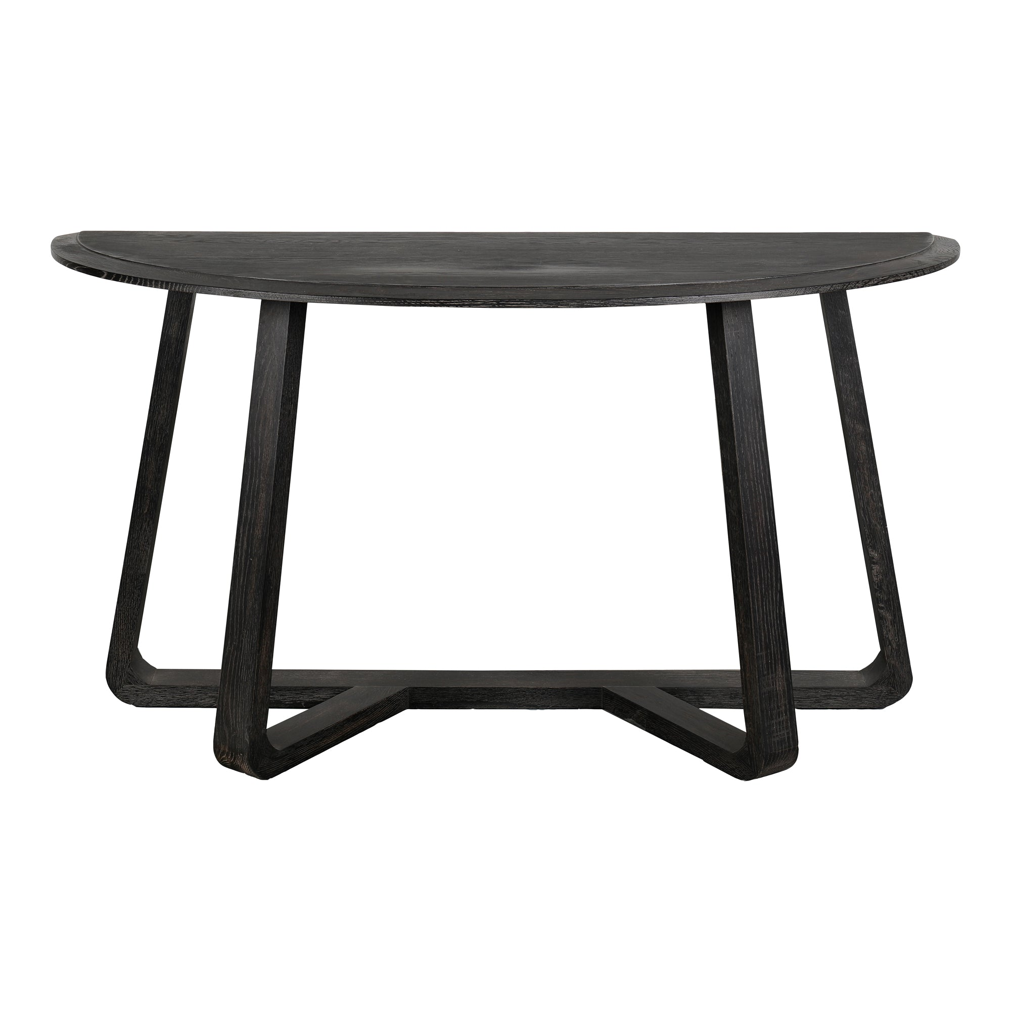 Nathan console table, black - Tops-Dress