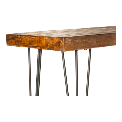 Image of BONETA CONSOLE TABLE, Natural - Tops-Dress