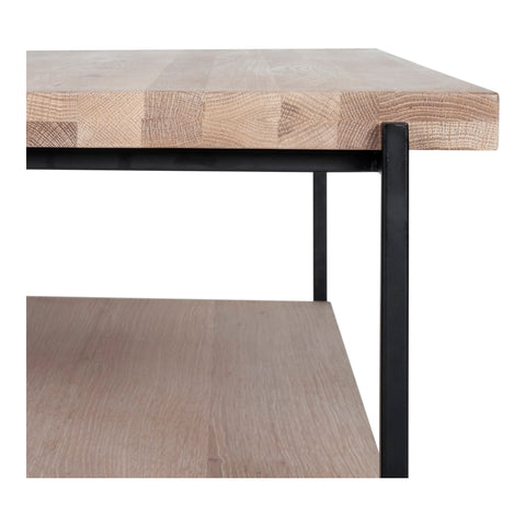 Image of MILA COFFEE TABLE, Natural - Tops-Dress