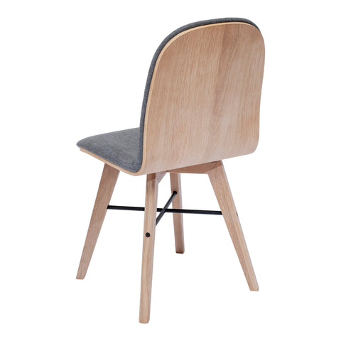 Image of NAPOLI DINING CHAIR, Grey - Tops-Dress