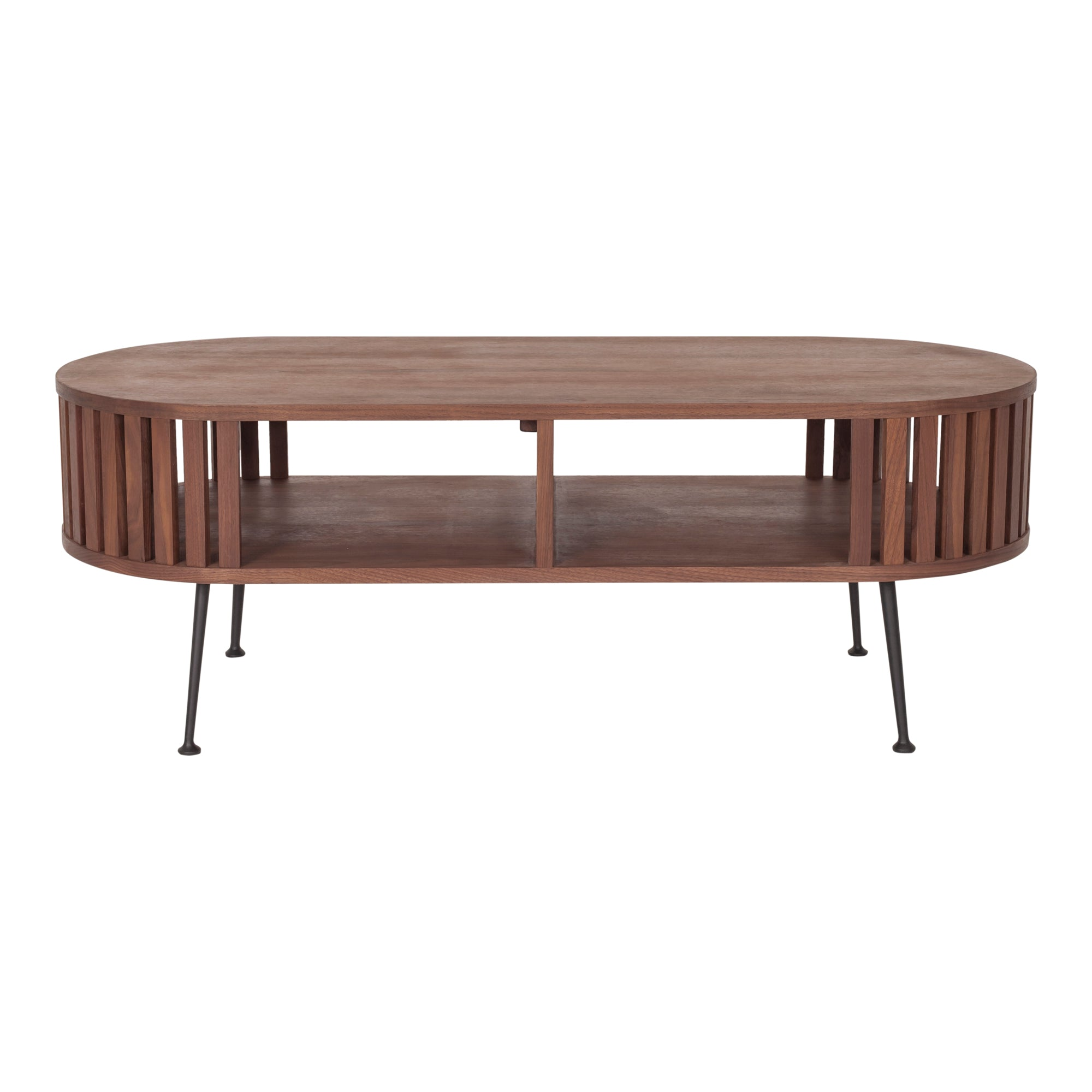 HENRICH COFFEE TABLE, Brown - Tops-Dress