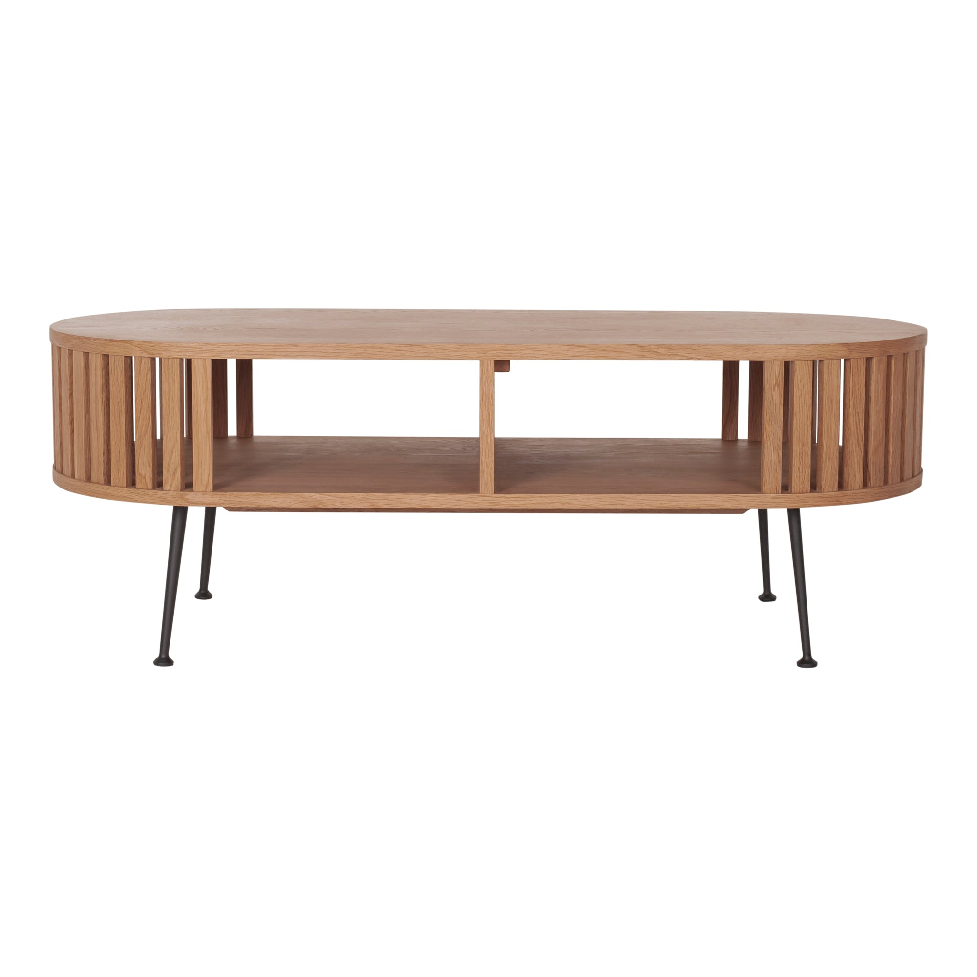 HENRICH COFFEE TABLE, Natural - Tops-Dress