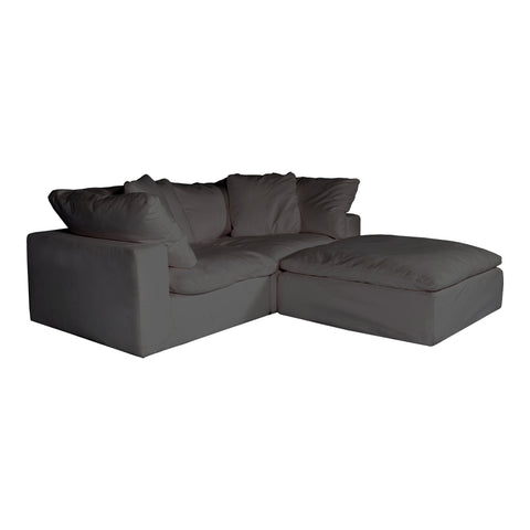 Image of CLAY NOOK MODULAR SECTIONAL, Grey - Tops-Dress
