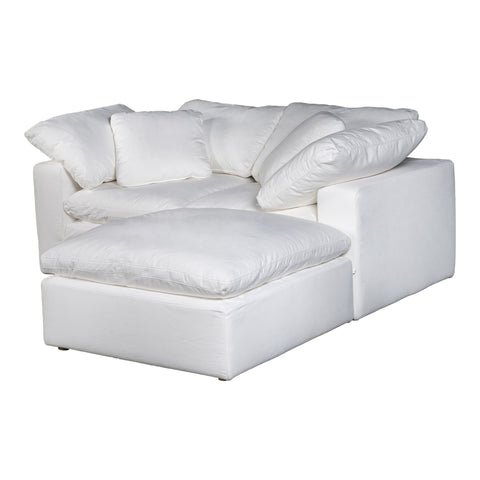Image of TERRA CONDO NOOK MODULAR SECTIONAL, White - Tops-Dress