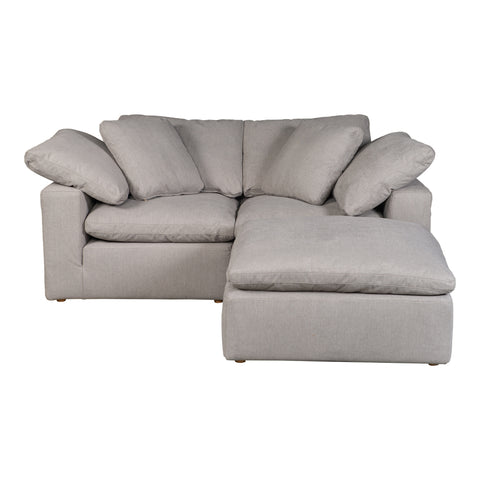 TERRA CONDO NOOK MODULAR SECTIONAL, Grey - Tops-Dress