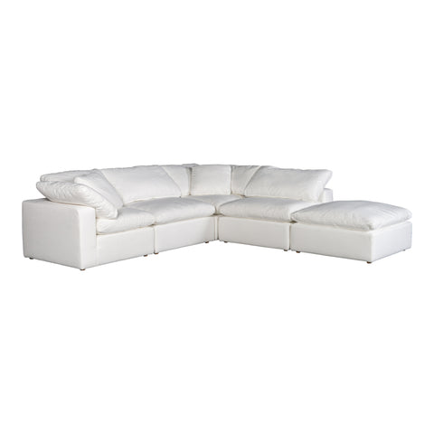 Image of TERRA CONDO DREAM MODULAR SECTIONAL, White - Tops-Dress