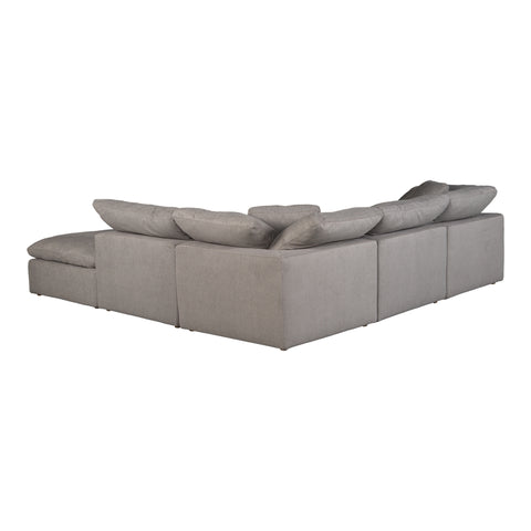Image of TERRA CONDO DREAM MODULAR SECTIONAL, Grey - Tops-Dress