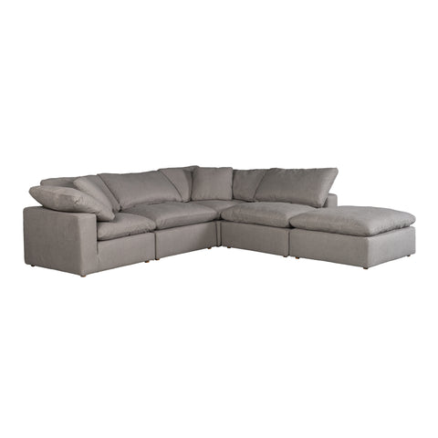 TERRA CONDO DREAM MODULAR SECTIONAL, Grey - Tops-Dress