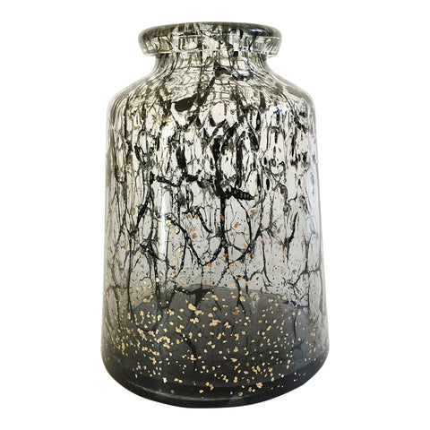 Image of RHINEBECK VASE, Grey - Tops-Dress