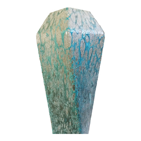 SITKA VASE, Blue - Tops-Dress