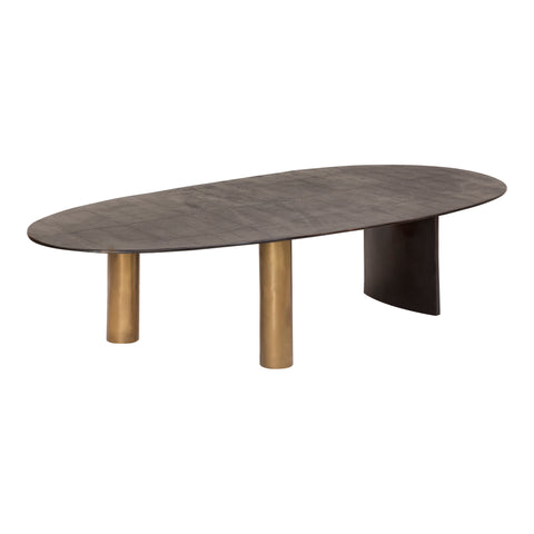 Image of NICKO COFFEE TABLE, Black - Tops-Dress