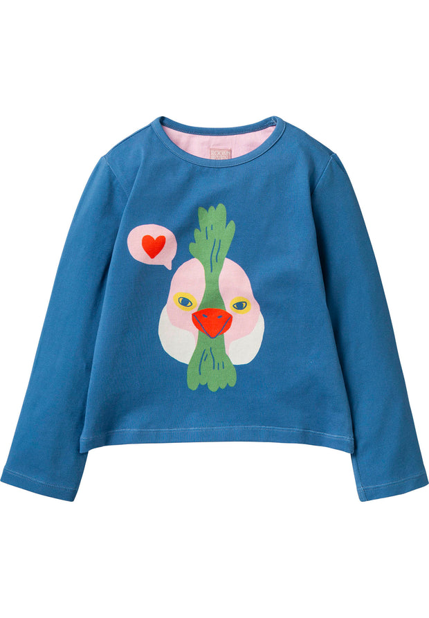 Tala T-shirt 55 solid with plc chicken-Room Seven-92-Oilily.com