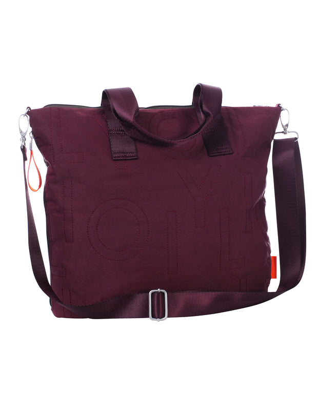 Shopper lvz Spell bordeaux