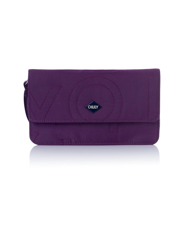 Clutch mhf Spell paars-Oilily-OS-Oilily.com