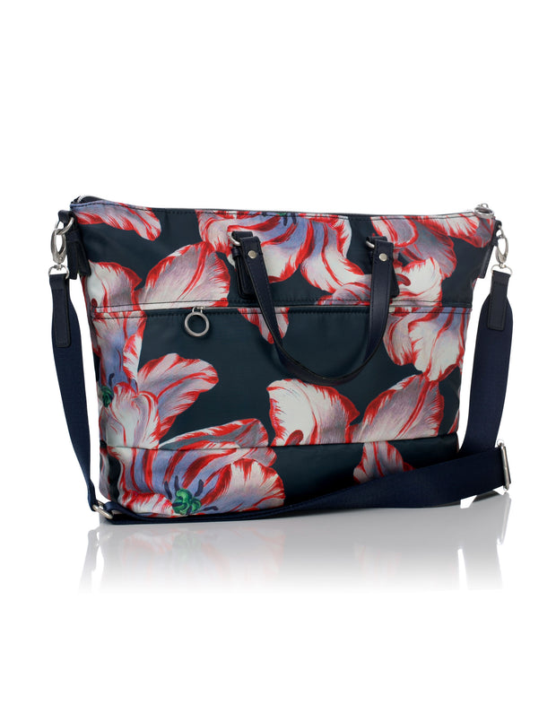 Handtas lhz Picnic donker blauw-Oilily-1-Oilily.com
