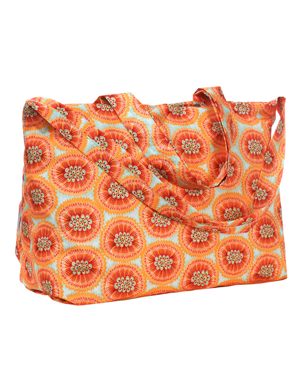 Shopper xlhz Enjoy Passion Fruit oranje