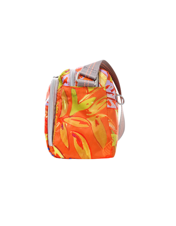 Schoudertas Ruffles Summerbreeze orange
