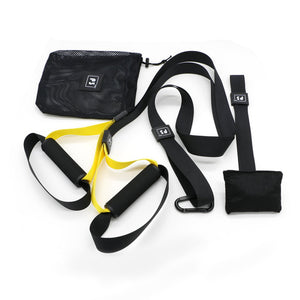 TOTAL BODY RESISTANCE EXERCISE (TRX) HOME WORKOUT KIT