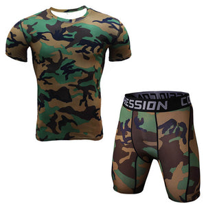 TITE MEN'S 2PC COMPRESSION KIT