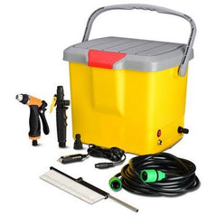 High Pressure Portable Car Washer with Basket