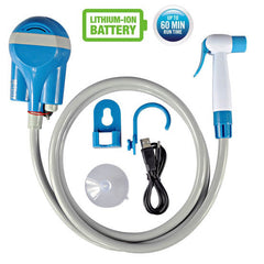 Bidet Sprayer Rechargeable Pump