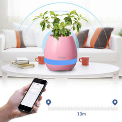 Bluetooth Smart Music Flowerpot