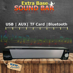 Bluetooth Sound Bar S205 Extra Base