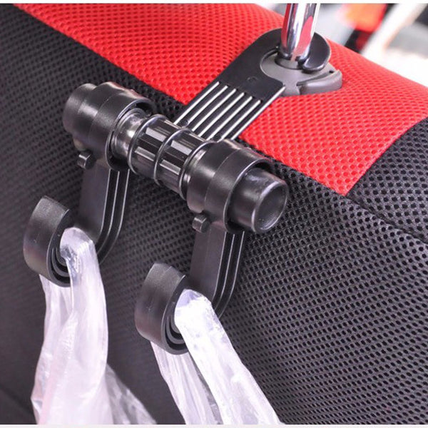 Car Holder headrest Luggage 2 in 1