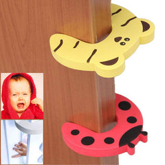 Cartoon Baby Door Stopper Clip