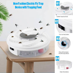 Electric Fly Trap Device-C60