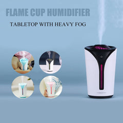 Flame cup Humidifier