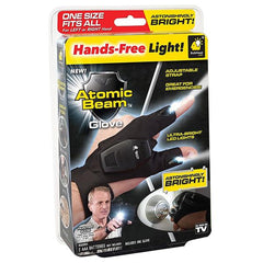Hands-Free Light Atomic Beam Glove